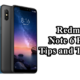 Redmi Note 6 Pro Tips and Tricks