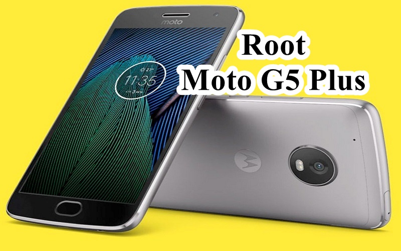 How to Install TWRP Recovery And Root Moto G5 Plus - Android