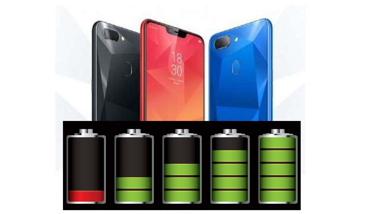 Does your Realme Smartphone battery drain too fast? 8