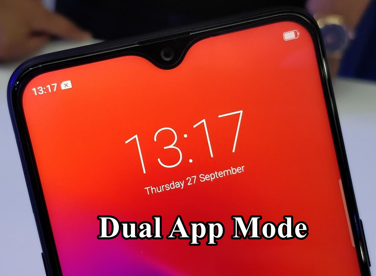 How to run two WhatsApp accounts or two Apps on Realme Phone using