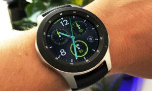 Galaxy Watch Bluetooth new update with improved Battery life
