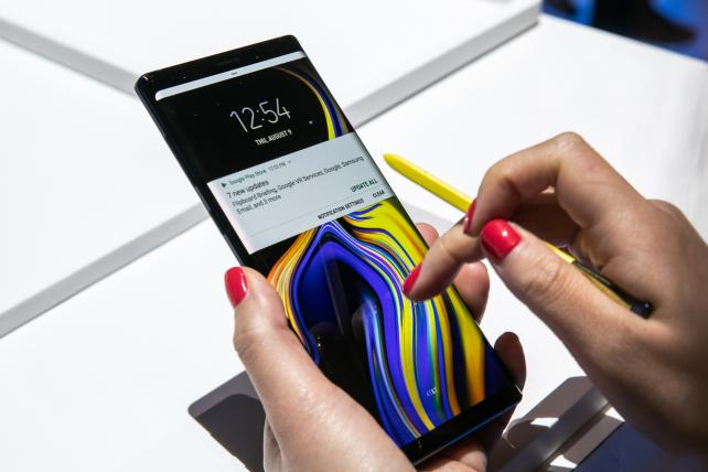 Galaxy Note 9 Android Pie update in Philippines - Android Result