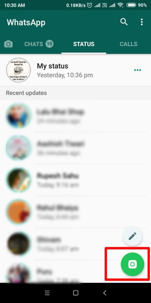 How To Add A Location In Whatsapp Statusstory