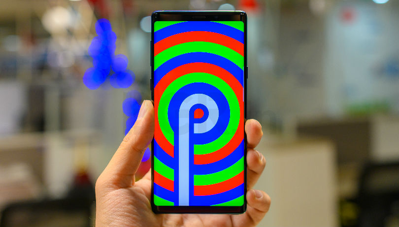Samsung rolling out Android Pie update for Galaxy Note 9 non-beta