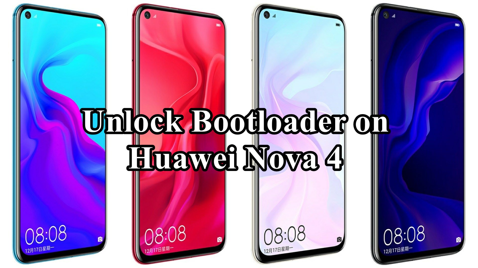 How to Unlock Bootloader on Huawei Nova 4 - Android Result