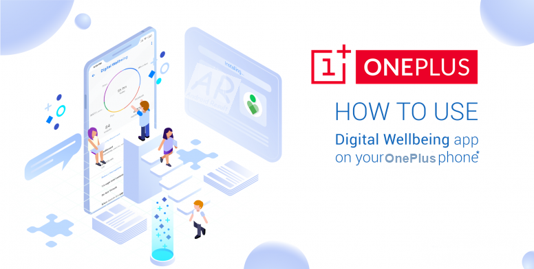 Digital Wellbeing in OnePlus 7 Pro
