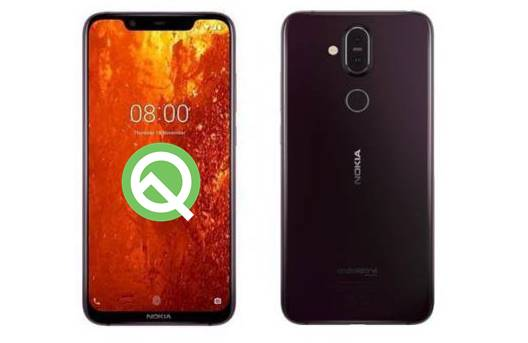 How to install Android Q beta on Nokia 8.1