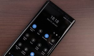 Galaxy Note 9 Android 9 Pie(One UI) update hits the UK