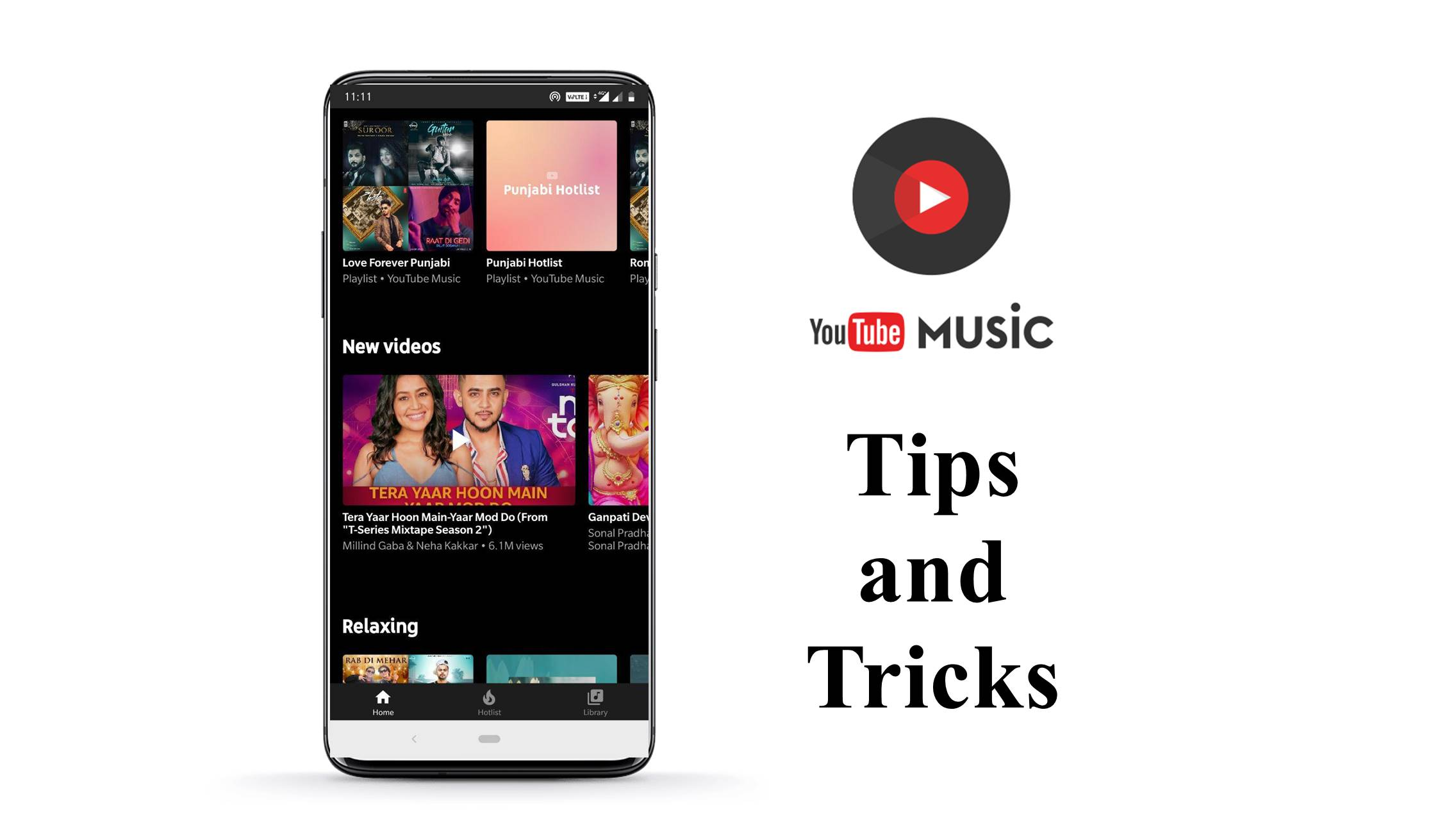 YouTube Music App Tips and Tricks - Android Result
