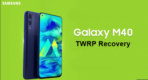How To Install TWRP Recovery Galaxy M40 - Android Result