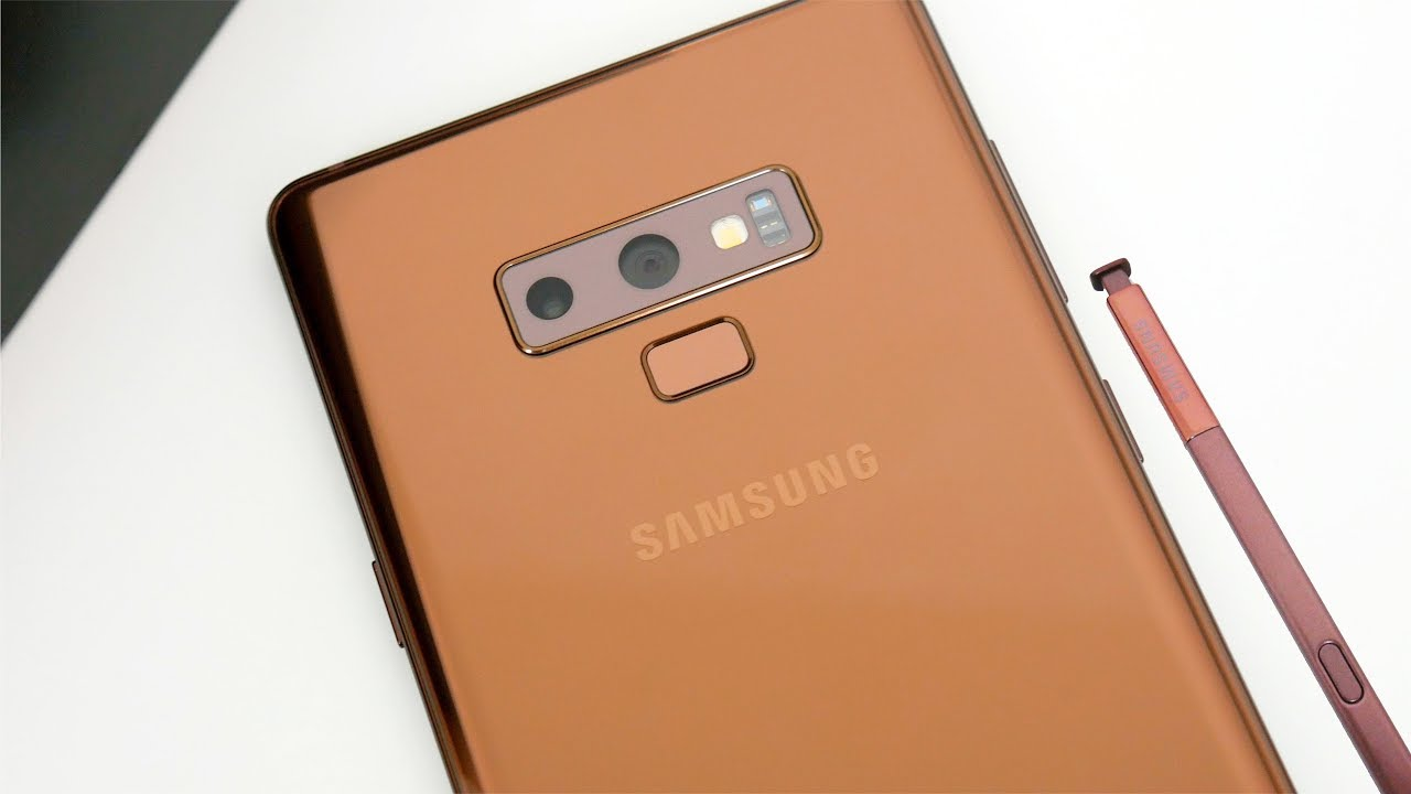 Galaxy Note 9 Camera Night Mode rollout expanding in more