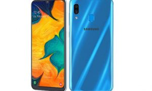 Galaxy A30 new update brings the June security update with a slow-motion video recording mode f