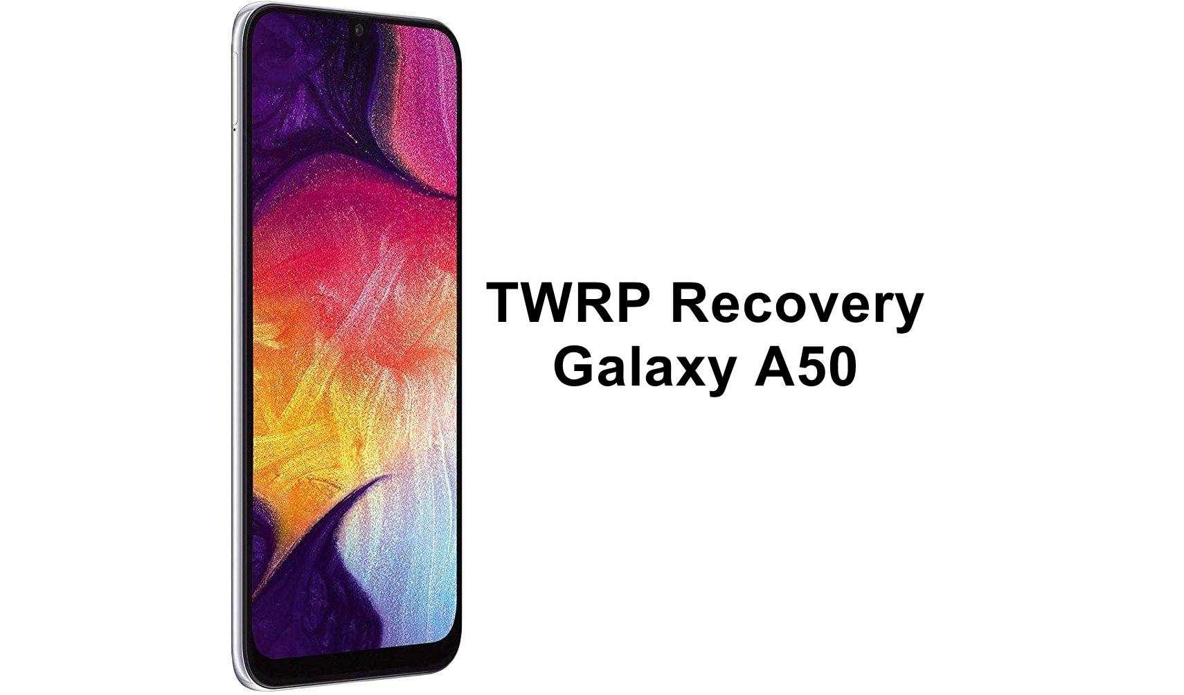 How To Install TWRP Recovery Galaxy A50 - Android Result